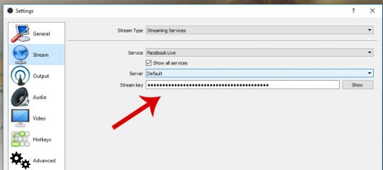 How to Live Stream on Facebook from your Desktop with OBS 2020-3