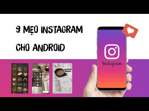 MẸO INSTAGRAM HỮU ÍCH CHO ĐIỆN THOẠI ANDROID (story, profile,..) I Instagram tips for android I-0