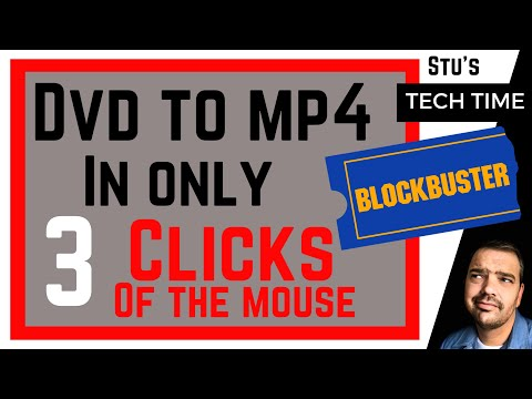 Software Review 2020 - Rip Convert DVD to MP4, AVI, MOV in 5 Minutes with WinX DVD - Official CR 2.0-1