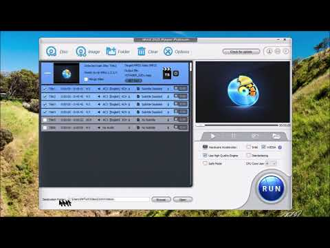 Software Review 2020 - Rip Convert DVD to MP4, AVI, MOV in 5 Minutes with WinX DVD - Official CR 2.0-3