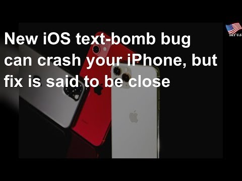 iPhone Text-Bomb Hang and Restart Problem | How to Fix or Recover?-1