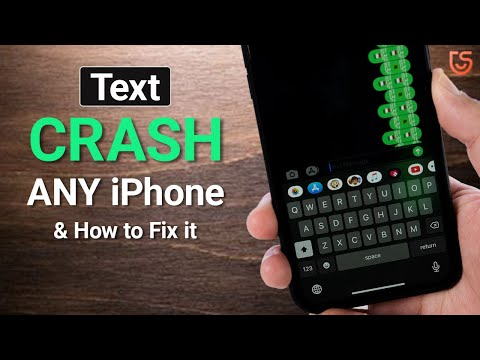 iPhone Text-Bomb Hang and Restart Problem | How to Fix or Recover?-2