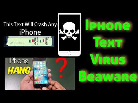 iPhone Text-Bomb Hang and Restart Problem | How to Fix or Recover?-3